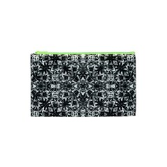 Modern Oriental Pattern Cosmetic Bag (XS)