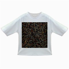 A Complex Maze Generated Pattern Infant/Toddler T-Shirts