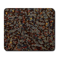 A Complex Maze Generated Pattern Large Mousepads