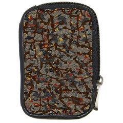 A Complex Maze Generated Pattern Compact Camera Cases