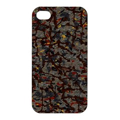 A Complex Maze Generated Pattern Apple Iphone 4/4s Premium Hardshell Case