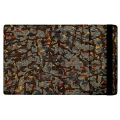 A Complex Maze Generated Pattern Apple Ipad 2 Flip Case