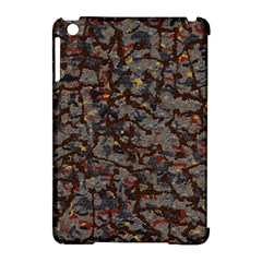 A Complex Maze Generated Pattern Apple Ipad Mini Hardshell Case (compatible With Smart Cover)
