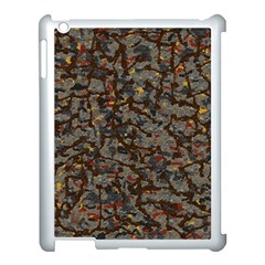 A Complex Maze Generated Pattern Apple Ipad 3/4 Case (white)