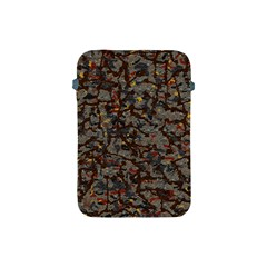 A Complex Maze Generated Pattern Apple Ipad Mini Protective Soft Cases