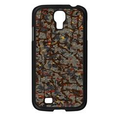 A Complex Maze Generated Pattern Samsung Galaxy S4 I9500/ I9505 Case (Black)