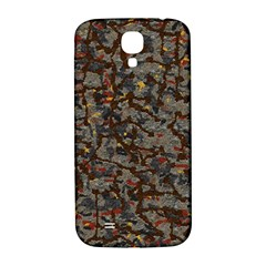 A Complex Maze Generated Pattern Samsung Galaxy S4 I9500/i9505  Hardshell Back Case