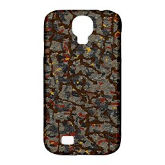 A Complex Maze Generated Pattern Samsung Galaxy S4 Classic Hardshell Case (PC+Silicone)