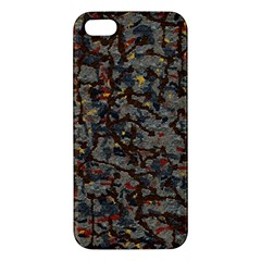 A Complex Maze Generated Pattern iPhone 5S/ SE Premium Hardshell Case
