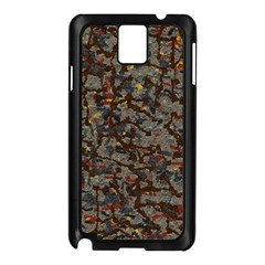 A Complex Maze Generated Pattern Samsung Galaxy Note 3 N9005 Case (black)