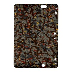 A Complex Maze Generated Pattern Kindle Fire HDX 8.9  Hardshell Case