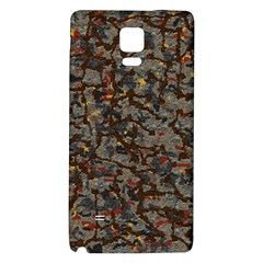 A Complex Maze Generated Pattern Galaxy Note 4 Back Case
