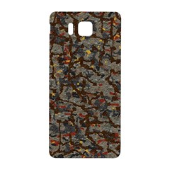 A Complex Maze Generated Pattern Samsung Galaxy Alpha Hardshell Back Case