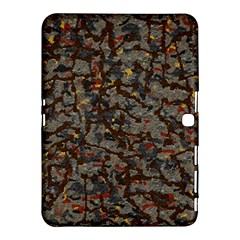 A Complex Maze Generated Pattern Samsung Galaxy Tab 4 (10.1 ) Hardshell Case