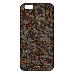 A Complex Maze Generated Pattern iPhone 6 Plus/6S Plus TPU Case