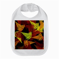 3d Red Abstract Fern Leaf Pattern Amazon Fire Phone