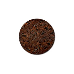 Art Traditional Indonesian Batik Pattern Golf Ball Marker (4 pack)