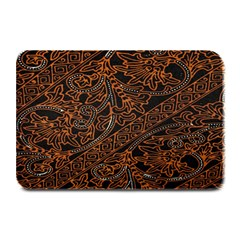 Art Traditional Indonesian Batik Pattern Plate Mats