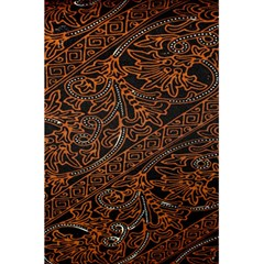 Art Traditional Indonesian Batik Pattern 5 5  X 8 5  Notebooks