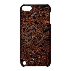 Art Traditional Indonesian Batik Pattern Apple iPod Touch 5 Hardshell Case with Stand