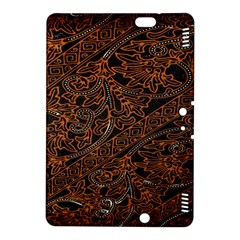 Art Traditional Indonesian Batik Pattern Kindle Fire Hdx 8 9  Hardshell Case