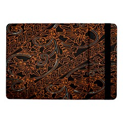 Art Traditional Indonesian Batik Pattern Samsung Galaxy Tab Pro 10 1  Flip Case