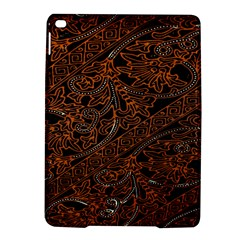 Art Traditional Indonesian Batik Pattern iPad Air 2 Hardshell Cases