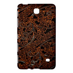 Art Traditional Indonesian Batik Pattern Samsung Galaxy Tab 4 (7 ) Hardshell Case