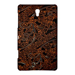 Art Traditional Indonesian Batik Pattern Samsung Galaxy Tab S (8 4 ) Hardshell Case