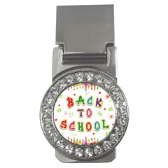 Back To School Money Clips (CZ)