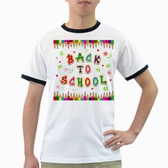 Back To School Ringer T-Shirts