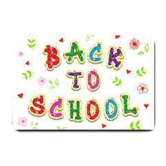 Back To School Small Doormat