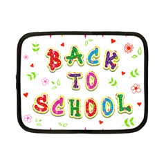 Back To School Netbook Case (small)