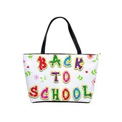 Back To School Shoulder Handbags
