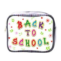 Back To School Mini Toiletries Bags