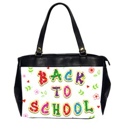 Back To School Office Handbags (2 Sides)