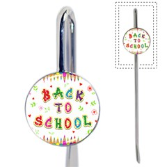 Back To School Book Mark