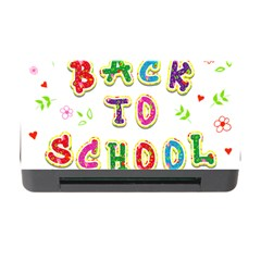 Back To School Memory Card Reader with CF