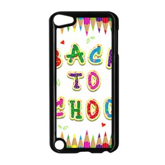 Back To School Apple iPod Touch 5 Case (Black)