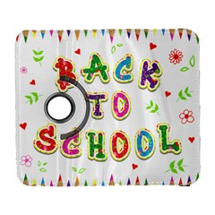 Back To School Galaxy S3 (Flip/Folio)