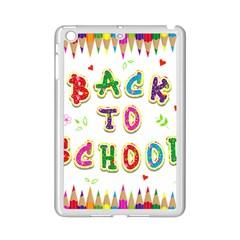 Back To School Ipad Mini 2 Enamel Coated Cases