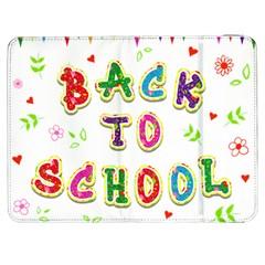Back To School Samsung Galaxy Tab 7  P1000 Flip Case