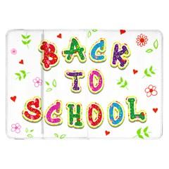 Back To School Samsung Galaxy Tab 8 9  P7300 Flip Case