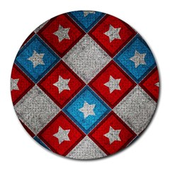 Atar Color Round Mousepads