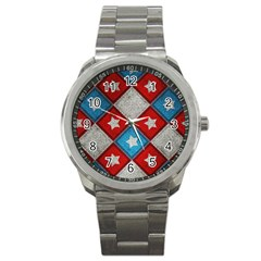 Atar Color Sport Metal Watch