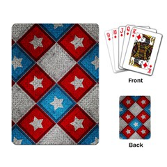 Atar Color Playing Card
