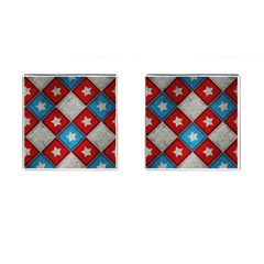 Atar Color Cufflinks (square)