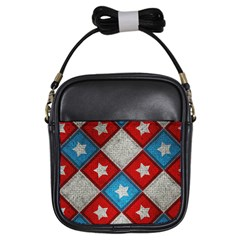 Atar Color Girls Sling Bags