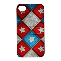 Atar Color Apple Iphone 4/4s Hardshell Case With Stand