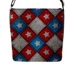 Atar Color Flap Messenger Bag (l)
